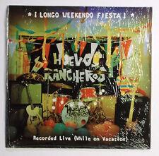 LP HUEVOS RANCHEROS LONGO WEEKEND FIESTA SURF PUNK VINYL