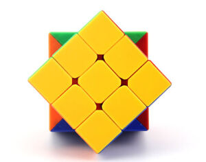 Dayan Guhong II Black White Magic Cube 3x3 Professional Speed No Stikers Cube