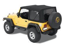 Supertop NX Twill schwarz Jeep Wrangler TJ (97-06) # 54820-17 Verdeck Softtop