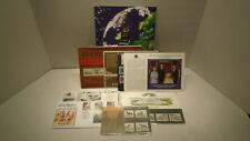 Lot Of Great Britain Stamps and 2 Cover Mint Never Hinged Horses Gardens Queen