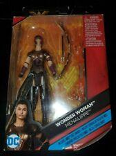 "Dc Comics Multiverse Wonder Woman Menalippe 6"" Baf Ares Swords C&C"