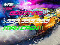 Need for Speed: Heat PS4 Max Money Cheat File 999,999,999 Max Money (Not a Game)