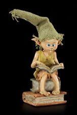 Pixie Kobold Figur mit Mütze - Wie war das - Gnom Zwerg