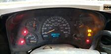 2004 Chevy Express & GMC Savana 2500 Gauge Cluster 100mph Speedometer OEM GM van