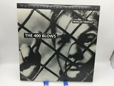 """The 400 Blows"" Criterion Collection #173 Laserdisc Ld - Francois Truffaut"