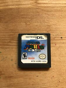 Super Mario 64 DS (Nintendo DS, 2004), Tested, Authentic, Game Only