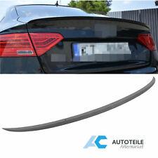 Heckspoiler Heckflügel Spoiler Abrisskante für Audi A5 8T Sportback Unlakiert