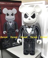 Medicom Be@rbrick Halloween Tim Burtons Jack Skellington 1000% bearbrick 1pc