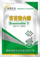 Brassinolide 0.15% 5g Steroid Plant Hormone Growth Regulator PGR TC