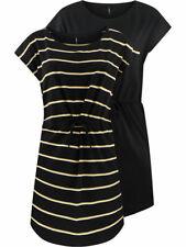 Only Damen Sommer Mini Kleid onlMAY S/S DRESS 2er Pack XS S M L XL XXL Gestreift