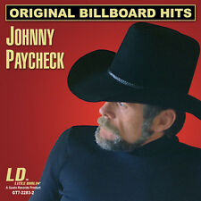 Johnny Paycheck - Original Billboard Hits [New CD]