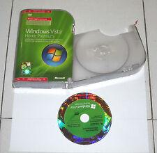 Microsoft WINDOWS VISTA HOME PREMIUM Versione aggiornamento 2007 OTTIMO ITA Pc