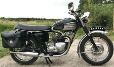 1960 Triumph T100A, 500cc. Tidy well maintained useable machine - NO RESERVE!