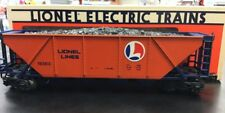 Lionel Lines Hopper With Coal Load C-19303 O Scale Freight Car Hopper Vintage