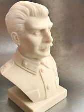 Joseph Stalin Führer Russland Weltkrieg Büste Marmor chips Generalissimus