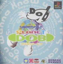 Planet Dob PS1 Hudson Sony PlayStation 1 From Japan