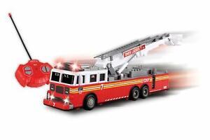 Daron FDNY Radio Control Ladder Truck w/ Lights & Sounds