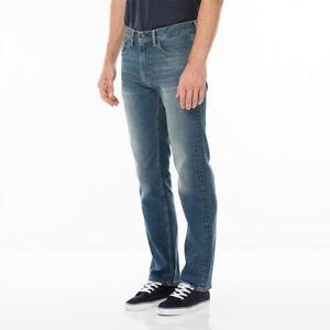 New LEVIS 505 Jeans Men Original Regular Straight Fit Denim 00505-1430 30IN 32L