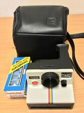 Vintage Polaroid Land Camera 1000, Original Kodak Carry Bag & Flash Bulbs