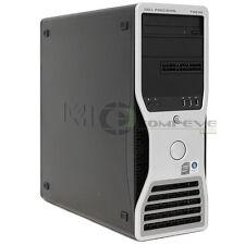 Dell Precision T3500 PC Desktop Quad Core E5504 4GB 80GB HDD Quadro FX1500 Win10