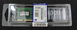 Kingston KVR667D2S5256 (256 MB, DDR2 RAM, 667 MHz, SO DIMM 200-pin)