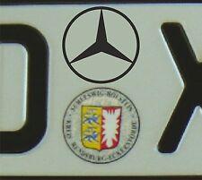 Plakette Ersatz Mercedes 001