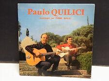 PAULO QUILICI avec PIERRE QUILICI Sous le ciel bleu d'Ajaccio ... CM2064 CORSE