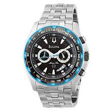 Bulova Men's 98B120 Marine Star Chrono Watch NEW!!