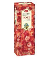 Original Hem Precious Rose Incense 100 Sticks - Bulk Pack of 5 x 20 Stick