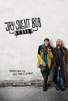 "Jay and Silent Bob Reboot Poster 48x32"" 40x27"" 36x24"" 2019 Movie Film Print Silk"