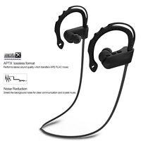 Bluetooth 4.1 Kopfhörer Sport Ohrhörer Headphone Headset für Smartphone iPhone