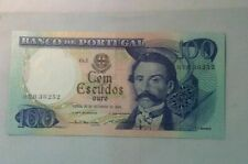 More details for portugal 100 escudos 1978 banknote in uncirculated condition