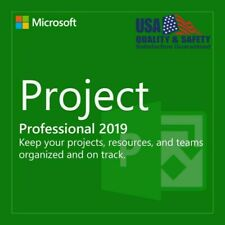 32/ 64Bit Project 2019 Professional MS Pro ESD Download+Link Full Version