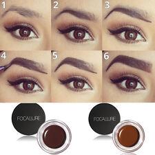 Makeup Eyebrow Enhancers Waterproof Long Lasting Eye Brow Gel Cream