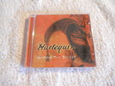 """Harlequin """"Wakin the Jester"""" Indie cd AOR 2007 Printed in Canada New Sealed"""