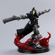 Overwatch Reaper Gabriel Reyes 28cm Action Figure Statues Toys NEW WITH BOX
