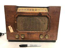 Vintage Soviet radiola Rodina-52 USSR Rare old radio 50s Radio Technic