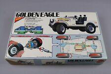 ZF1341 Nichimo 1/20 maquette voiture MC-2053 Jeep Golden Eagle 4 WD Moteur