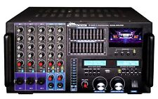 IP-6000 II Bluetooth/HDMI/Recording/LCD Screen/10 Band Equalizer 8000W