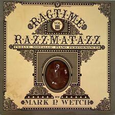 W-808 Wilson Audio LP MARK P. WETCH Ragtime Razzmatazz Vol I - Twelve Nostalgic