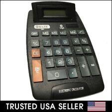 Desktop Calculator 8 Digit Office Business Home Standard Solar Big Large Display
