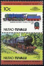 "1943 WD Austerity Class 2-10-0 LMR No.600 ""Gordon"" Train Stamps / LOCO 100"