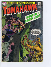 Tomahawk #129 DC 1970