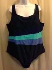 25f8cd8a21 Aquabelle Swimsuit Womens Size 30 EUC