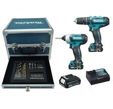 Makita CLX202SAX2 10,8 V Set Avvitatori, Caricabatterie e 3 Batterie