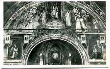 1968 Padova Cappella degli Scrovegni all'Arena Ospedale Militare Salò FP B/N VG