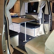 "Toyota Alphard ""Outback"" Rear Kitchen conversion - camper regius granvia"