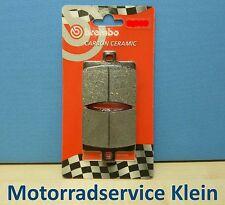 ORIGINAL BREMBO Plaquette de freins Kit arrière pour APRILIA RS 125 2006-2013