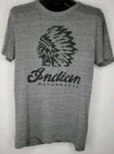 Lucky Brand Indian Motorcycles Tee Shirt Size S