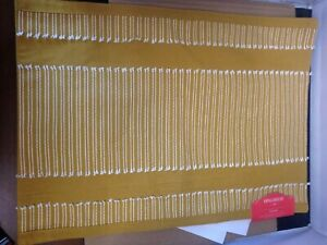 Striped Placemat Warm Yellow - Opalhouse